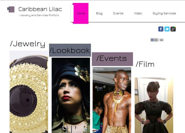CaribbeanLilac.com has a new look!!!